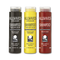 COLOR SHAMPOO PLUS VIDA - ALLWAVES