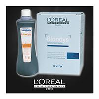 Blondys - dầu làm trắng + enhancer - L OREAL PROFESSIONNEL - LOREAL