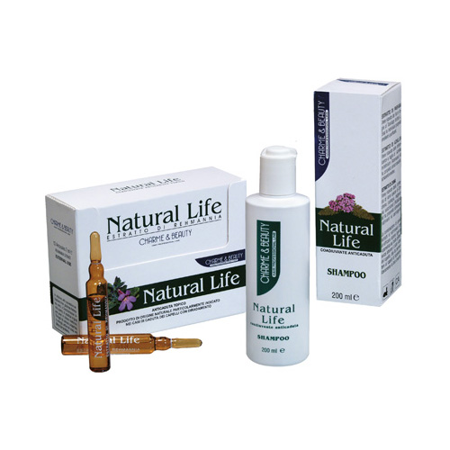 NATURAL LIFE : adjuváns - CHARME & BEAUTY