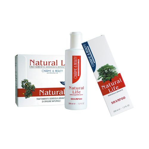 NATURAL LIFE : SEBUM - ΖΥΓΟΣΤΑΘΜΙΣΗ - CHARME & BEAUTY