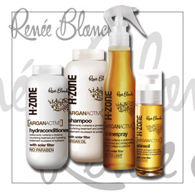 H级• ZONE :主动ARGAN - RENEE BLANCHE