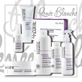 H • ZONE : TONING - RENEE BLANCHE