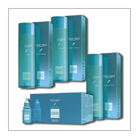 BIOMED HAIRTHERAPHY - LINE AND OILY HAIR DANDRUFF - SOCO