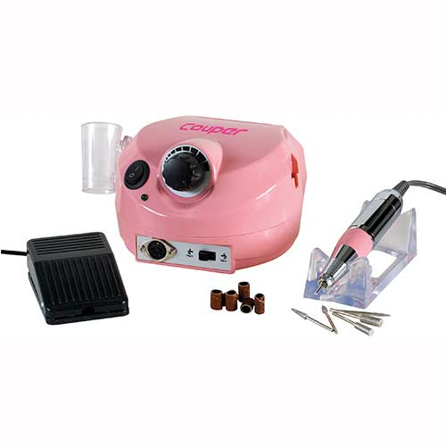 MANICURE PEDICURE SET 0-35000 RPM & COUPER - DUNE 90