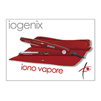 IOGENIX : Ionisk STEAM STRAIGHT - DUNE 90