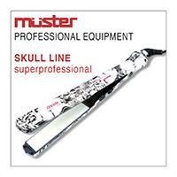 Heater plate SKULL line - MUSTER