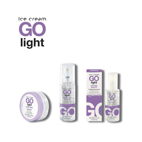 ISCREME GO GO - GO LIGHT - INEBRYA