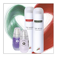 Hairspray sijaj, dodatki , lepota serum