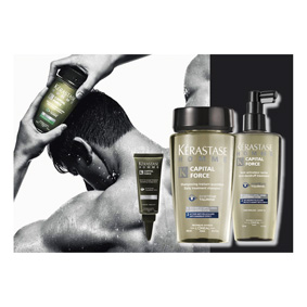 FORCE CAPITAL - KERASTASE
