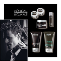 L' OREAL PROFESSIONNEL HOMME STYLIZACJA - L OREAL PROFESSIONNEL - LOREAL