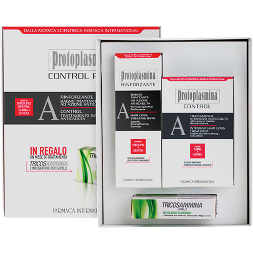 KIT CONTROL PLUS: OHJAUS & SAUNASTA - FARMACA INTERNATIONAL