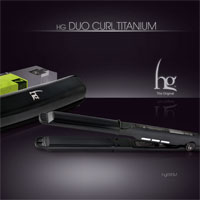 HG DUO CURL TİTANYUM - HG