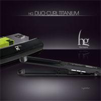 HG DUO CURL 의 TITANIUM - HG