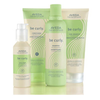 BE CURLY LINE - AVEDA