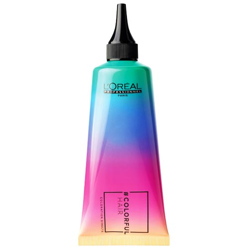 #COLORFUL HÅR - L OREAL PROFESSIONNEL - LOREAL