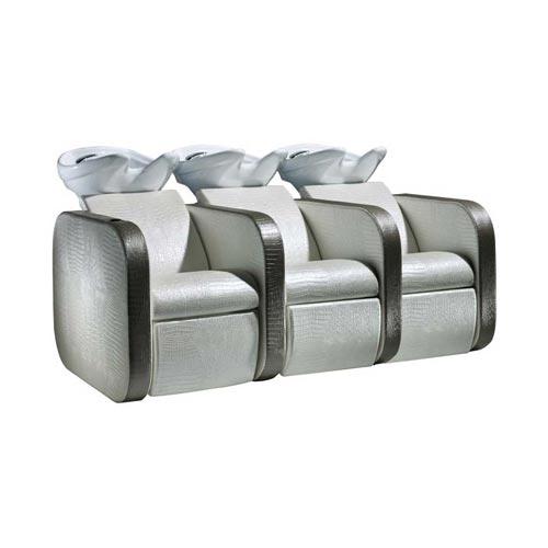 3 ที่นั่งโซฟาเก้าอี้ขัด ICONWASH - SALON AMBIENCE