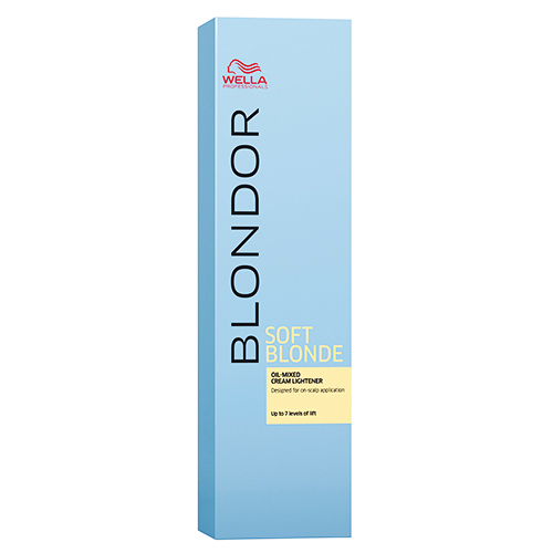 BLONDOR-SOFT SARIŞIN KREM - WELLA PROFESSIONALS